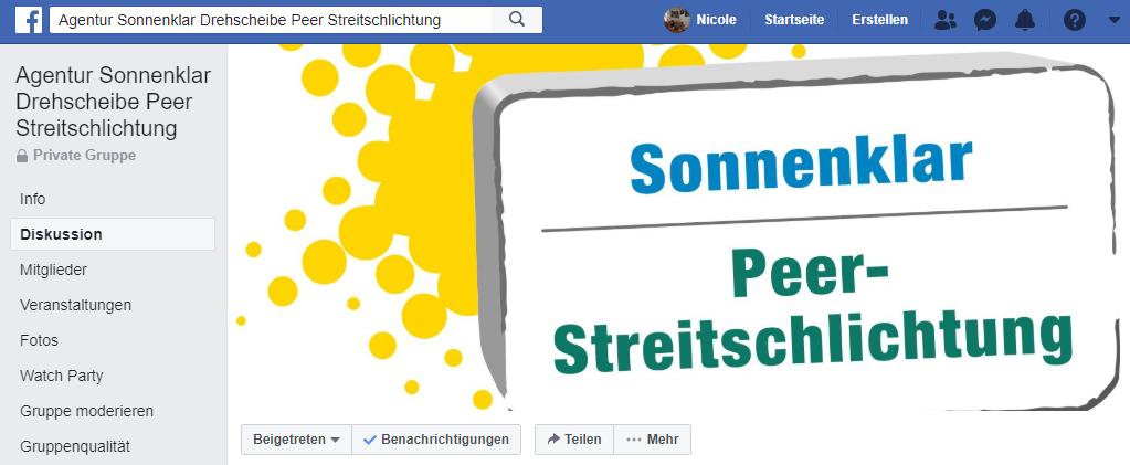 Sonnenklar Facebook